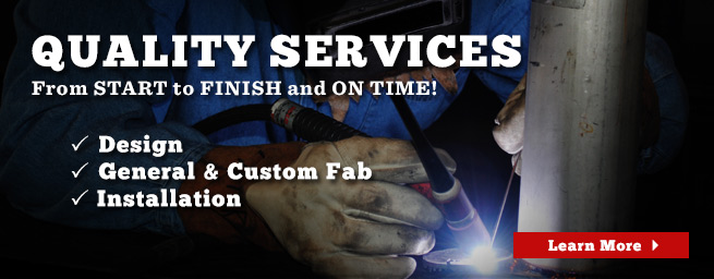 Metal Fabrication Services | On Time Fab | Owensboro, Kentucky