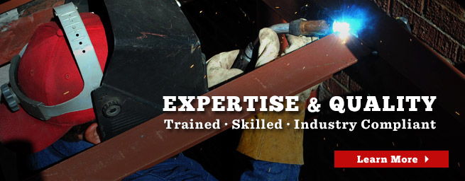 Quality Assurance and Expertise | Fabrication Services