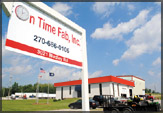 On Time Fabrication Services - Kentucky